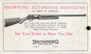 Скидка на оружие Browning 25 июня! Единственный день — 25% или -25000 рублей!